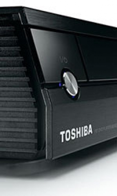 Toshiba Player [Close-Up]