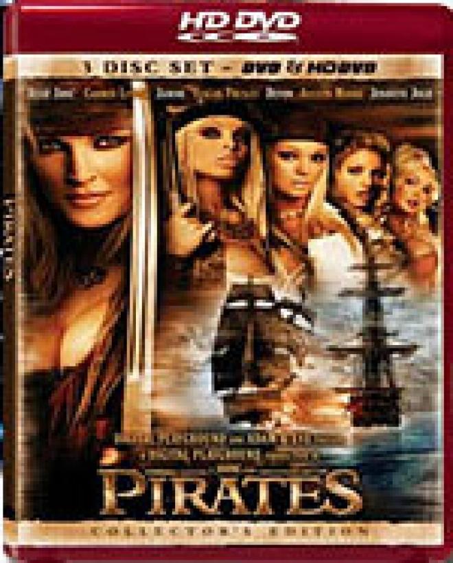 Pirates [HD DVD Box Art]