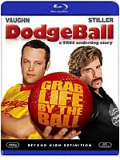 dodgeball box art