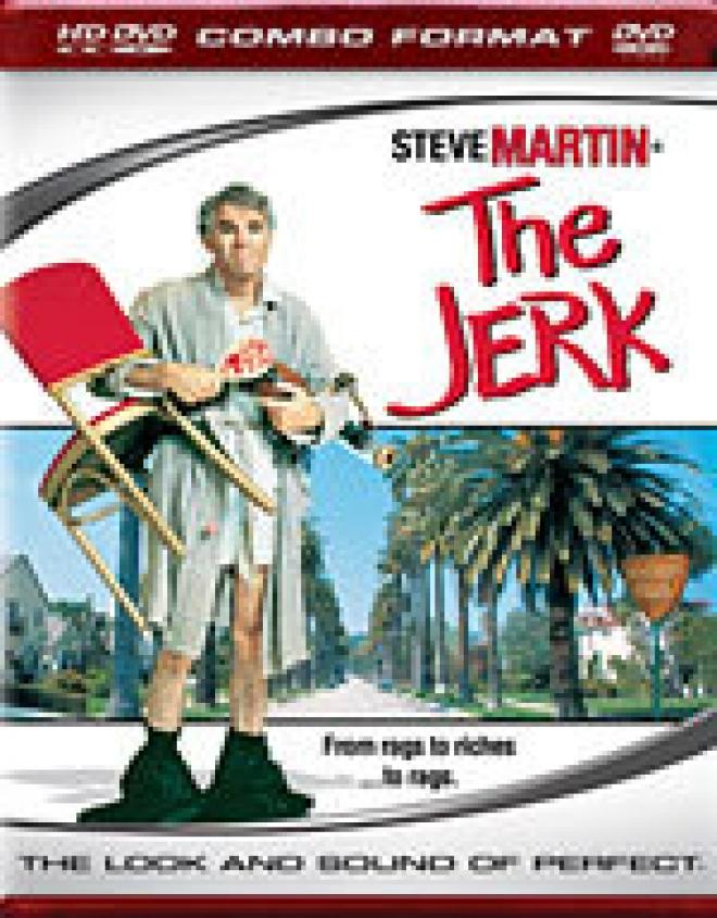 The Jerk [HD DVD Box Art]