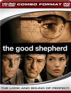 The Good Shepherd [HD DVD Box Art]