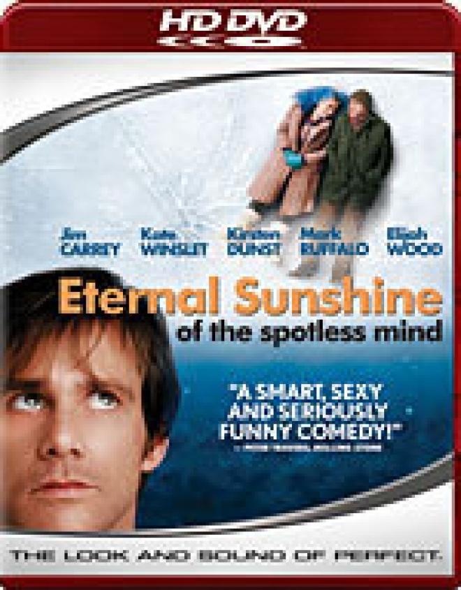 Eternal Sunshine of the Spotless Mind [HD DVD Box Art]