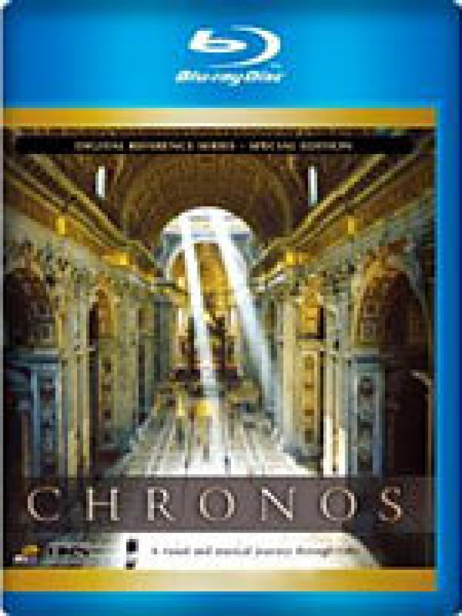Chronos [Blu-ray Box Art]