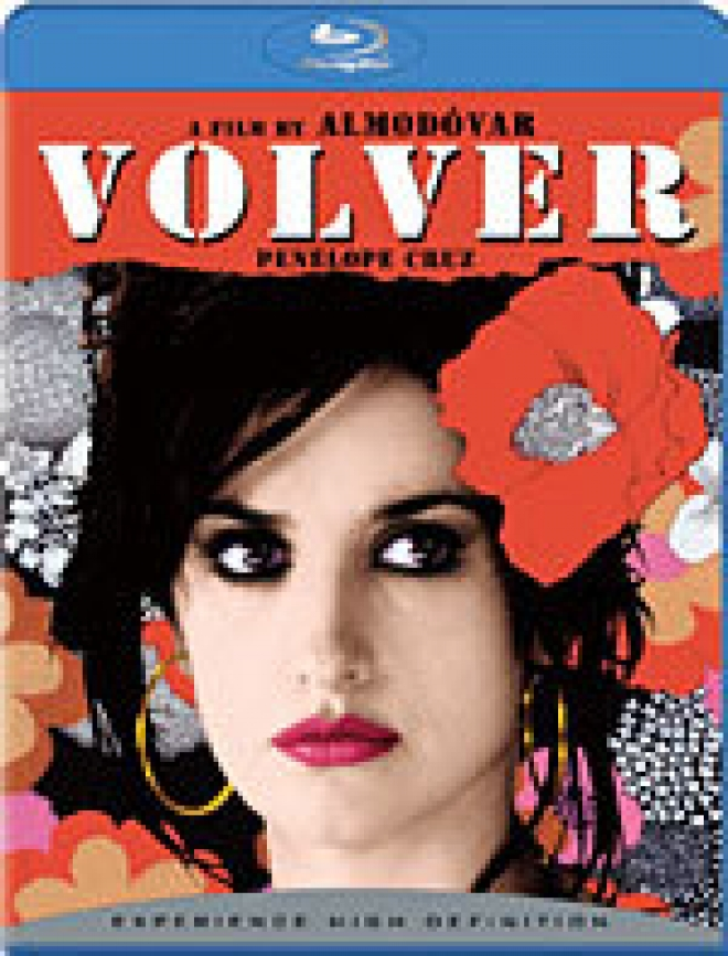 Volver [Blu-ray Box Art]