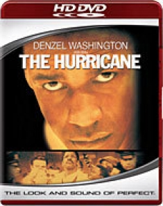 The Hurricane (1999) [HD DVD Box Art]