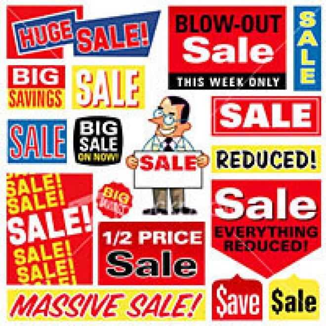 sale sight