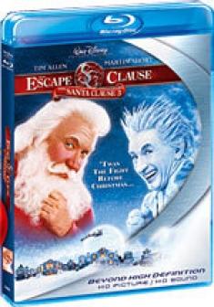 The Santa Clause 3: The Escape Clause [Blu-ray Box Art]