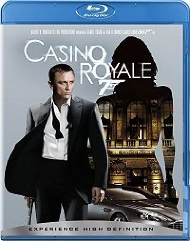 casino royale bd cover art