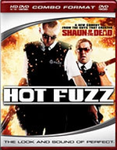 Hot Fuzz [HD DVD Box Art]