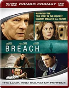 Breach [HD DVD Box Art]