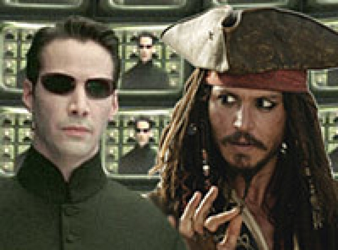 matrix pirates
