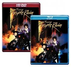 Purple Rain [Blu-ray, HD DVD Box Art]