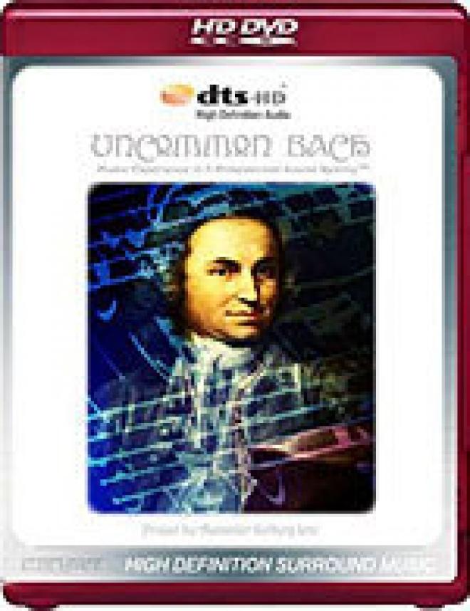 Uncommon Bach [HD DVD Box Art]