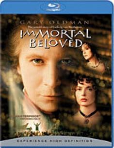 Immortal Beloved [Blu-ray Box Art]