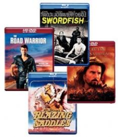 Warner Blu-ray, HD DVD Best of Bundle [Box Art]