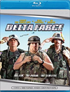Delta Farce [Blu-ray Box Art]
