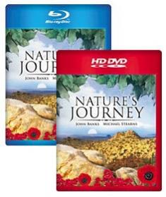 Nature's Journey [Blu-ray, HD DVD Box Art]