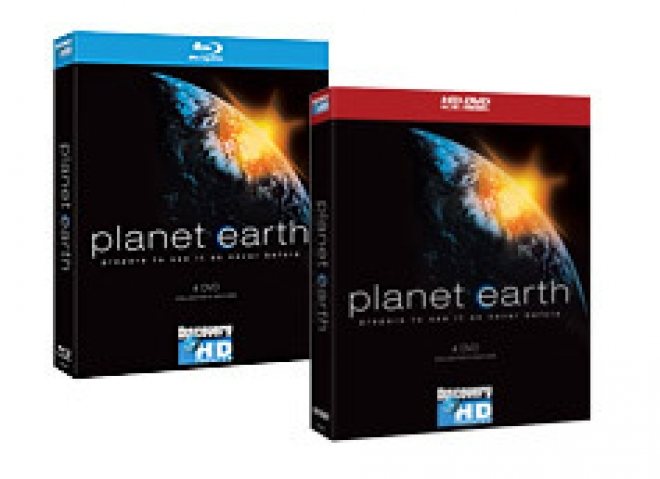 new planet earth