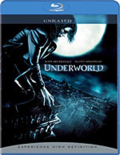Underworld [Blu-ray Box Art]