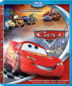 Cars [Blu-ray Box Art]