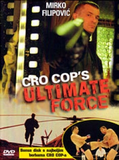Ultimate Force [Standard DVD Box Art]