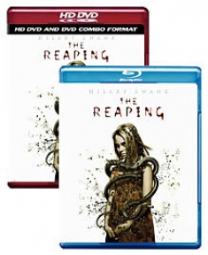 The Reaping [Blu-ray, HD DVD/DVD Combo Box Art]