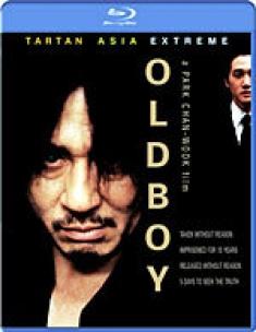 Oldboy [Blu-ray Box Art]