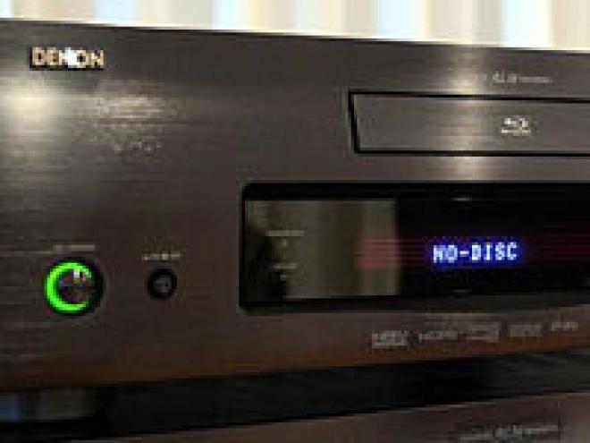 Denon DVD-3800BDCI Blu-ray Player