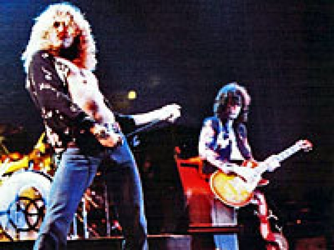 Led Zepplin: The Song Remains the Same