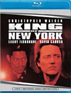 Kings of New York [Blu-ray Box Art]