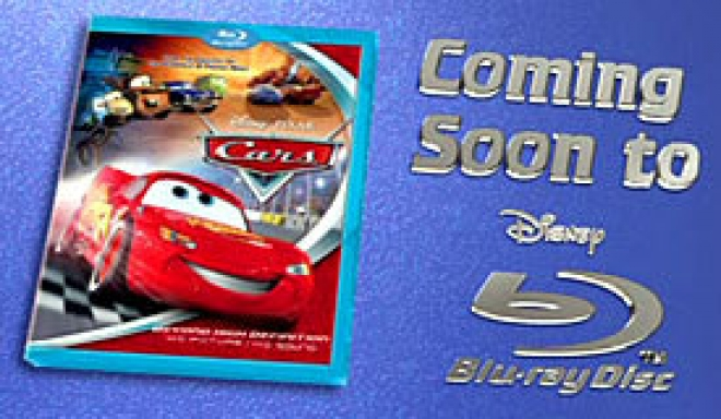 Cars [Blu-ray Preview Screenshot]