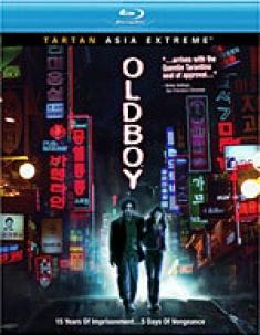 Oldboy [Blu-ray Box Art - Revised]