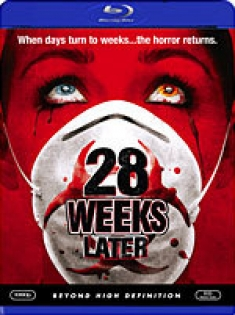 28 Weeks Later [Blu-ray Box Art]
