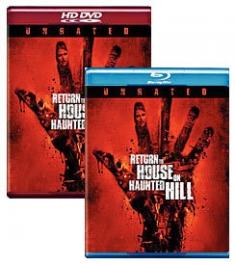 Return to the House on Haunted Hill [Blu-ray, HD DVD Box Art]