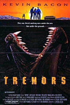 Tremors [Movie Poster]