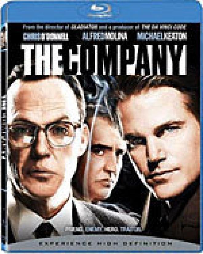 The Company [Blu-ray Box Art]