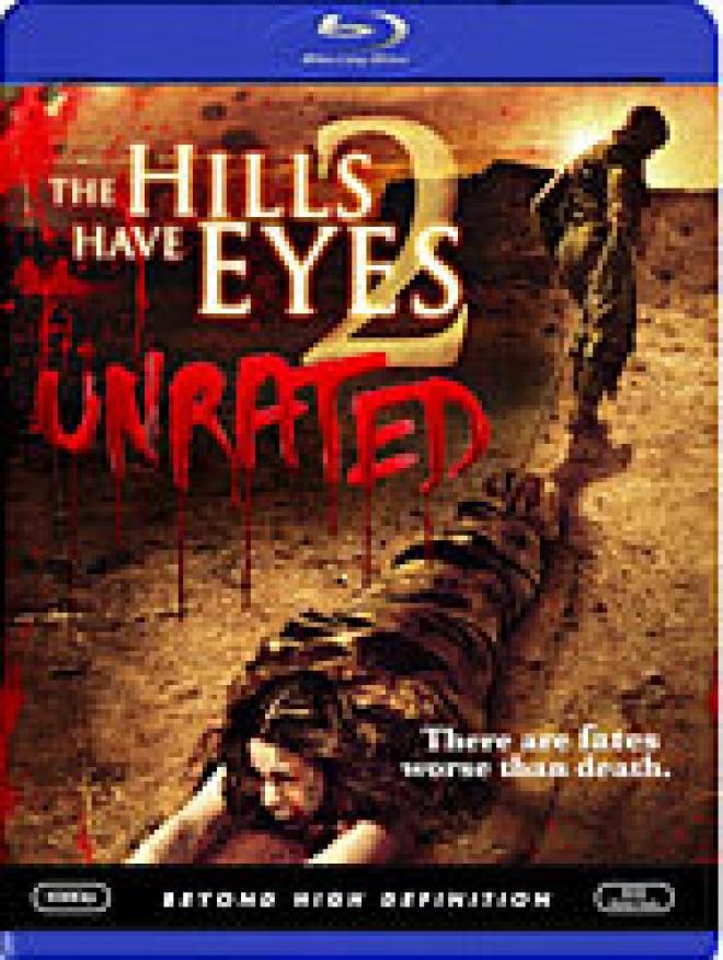The Hills Have Eyes 2 (2007) [Blu-ray Box Art]