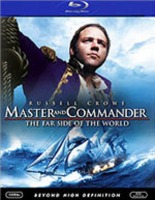 Master & Commander [Blu-ray Box Art]
