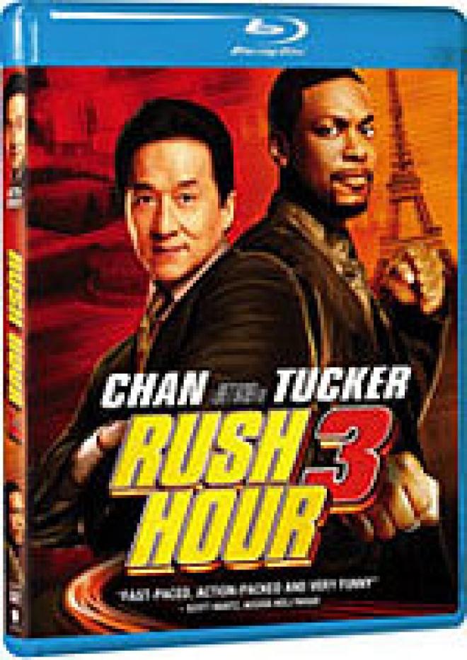 Rush Hour 3 [Blu-ray Box Art]