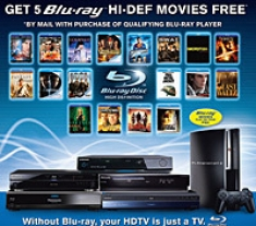 blu-ray savings