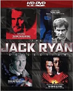 Jack Ryan HD DVD