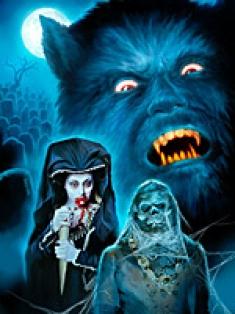 Night of the Werewolf [Key Art]
