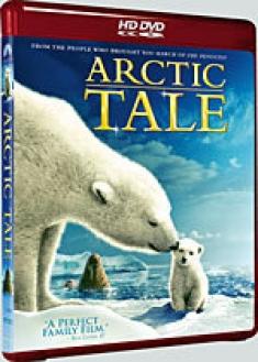 Arctic Tale [HD DVD Box Art]