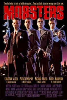 Mobsters [Movie Poster]
