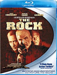 The Rock [Blu-ray Box Art]