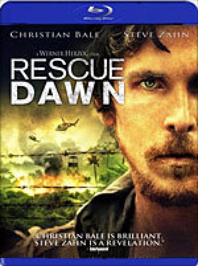 Rescue Dawn [Blu-ray Box Art]