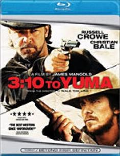 3:10 to Yuma (2007) [Blu-ray Box Art]