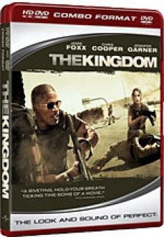 The Kingdom [HD DVD/DVD Combo Box Art]