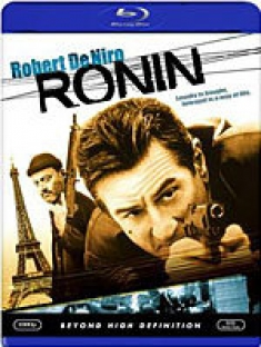 Ronin [Blu-ray Box Art]