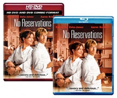 No Reservations [Blu-ray, HD DVD/DVD Combo Box Art]